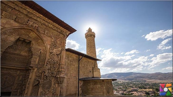 Sivas Divriği'deki benzersiz muhteşem eser: Hürremşah'ın Cennet Kapısı