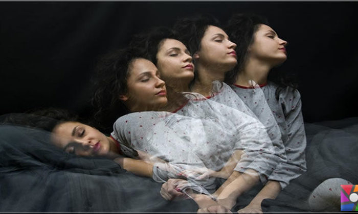 Uykuda neden döneriz? Uykuda neden bazı fonksiyonlarımız durur?
