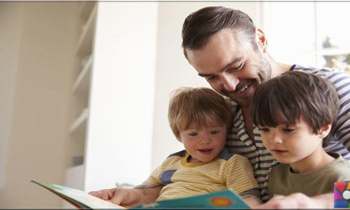 Bir baba çocuğunun beynini nasıl değiştirir?