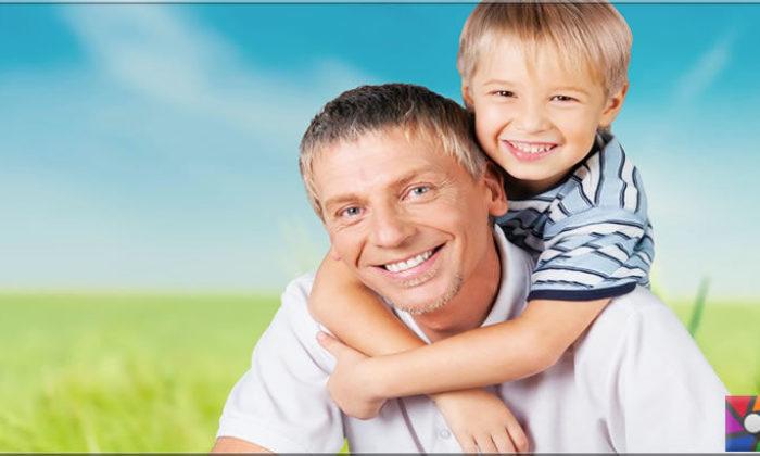 Ruhen ve bedenen sağlıklı çocuk yetiştirmenin sırrı: İlgili Baba