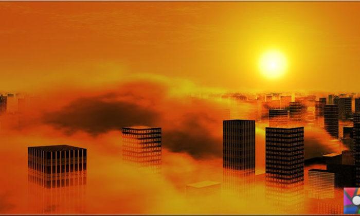Hava kirliliği bunamaya neden oluyor