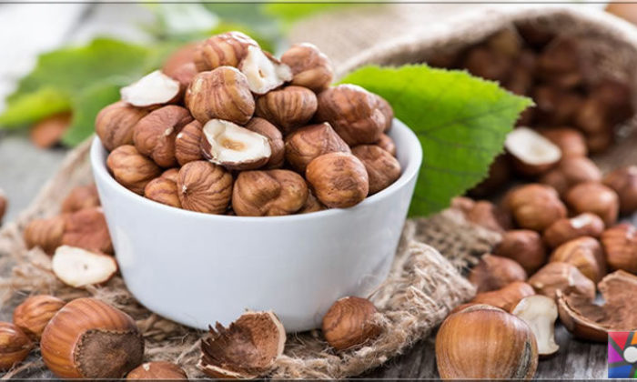 Doğal multivitamin Fındık yaşlılar için neden önemli bir besin?