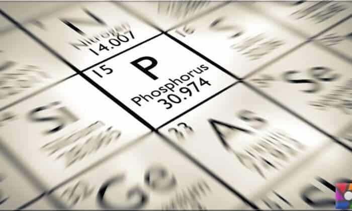 Fosfor elementi tükeniyor mu? Fosfor neden önemli?