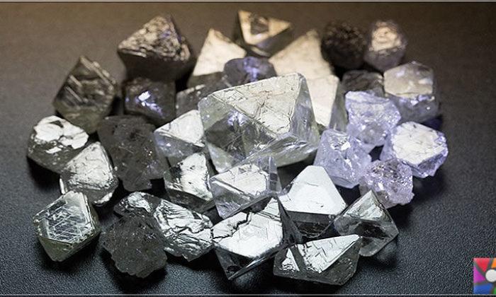 Ana maddesi saf karbon olan grafit ve elmas neden birbirinden farklı?