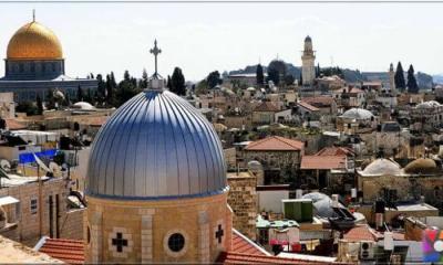 Bereketli Hilal'in iki kadim kenti: Amed ve Kudüs