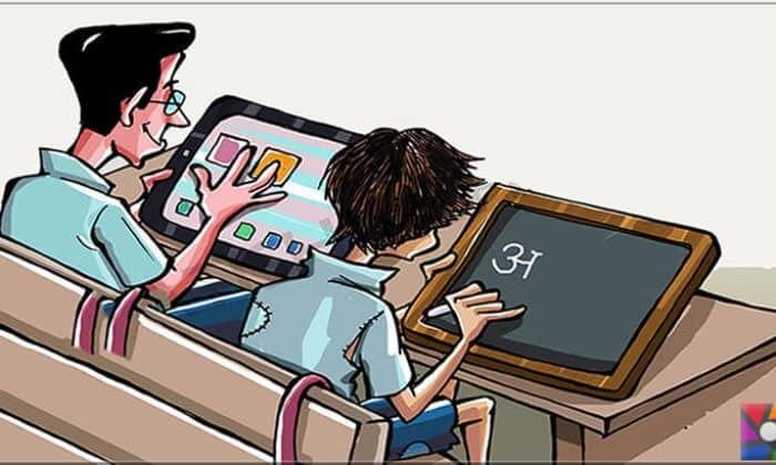 Zengin ve fakir arasındaki eğitim farkı 4 yıl