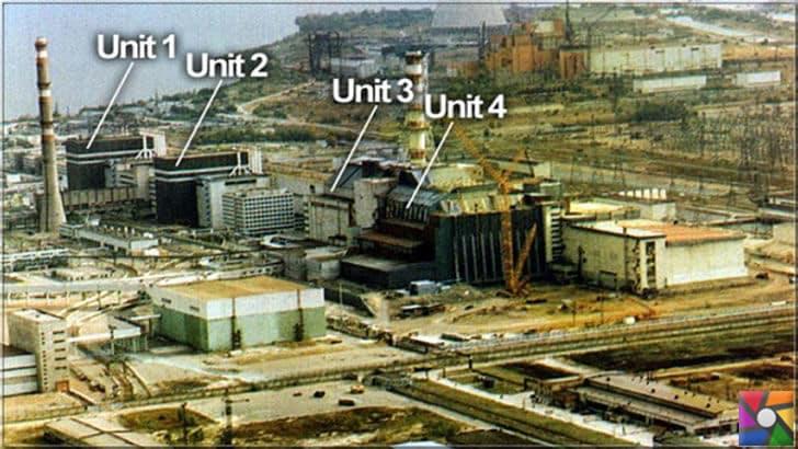 4. reaktör, 20 saniye boyunca kapanıyor. Bu, karmaşık bir mekanizmanın dengesinin bozulması demek