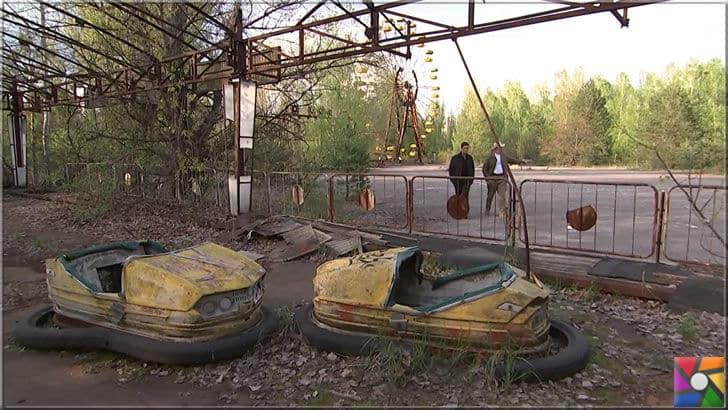 Felaket turizmi: Çernobil