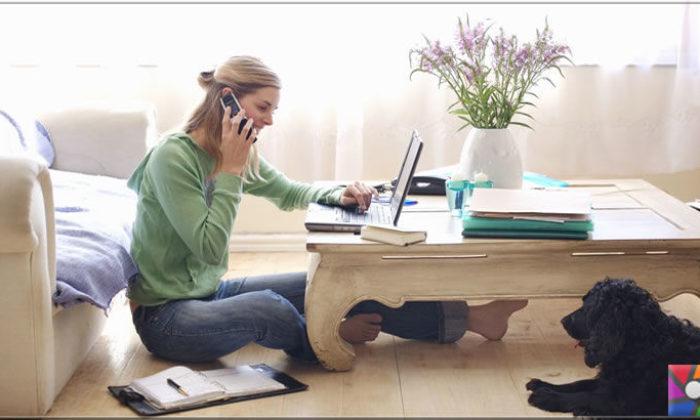 İş hayatının yeni modeli: Evden çalışma
