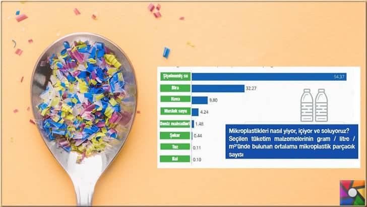 Vücudumuzda ne kadar mikroplastik taşıdığımızı biliyor musunuz?
