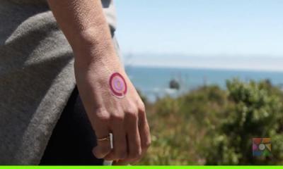 Dövmeler biyolojik gösterge olarak kullanılabilecek