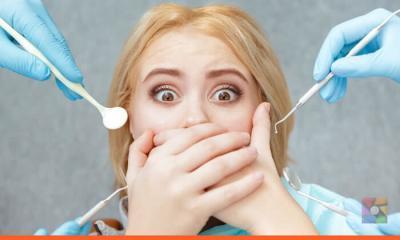 Diş hekimleri korkunun kokusunu alabiliyor