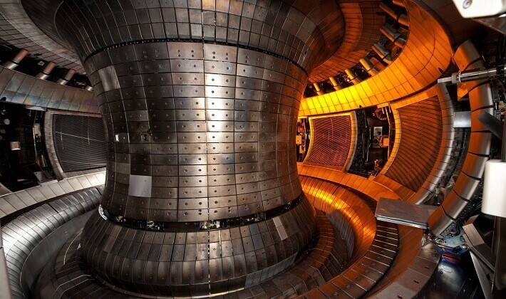 Almanya'daki Asdex Nükleer füzyon reaktörü