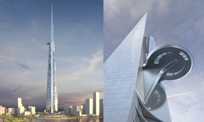 Dünyanın en yüksek binası Cidde Kulesi | Gökyüzü krallığı