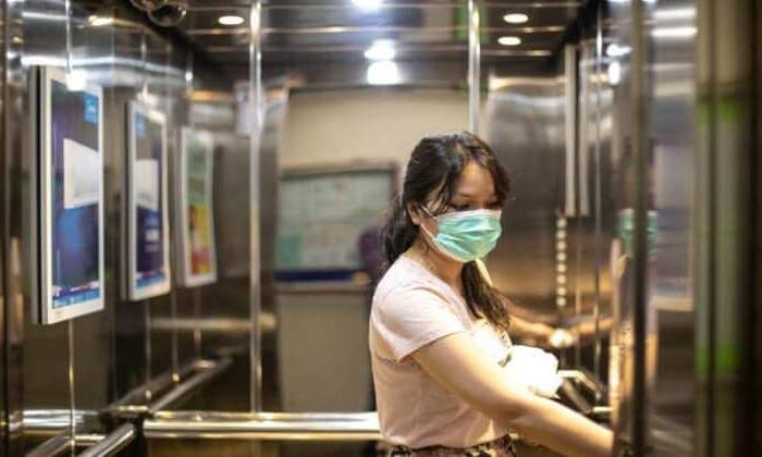 Koronavirüs en çok asansörlerde bulaşıyor