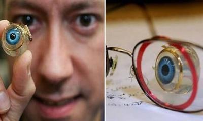 Biyonik göz ve Yapay görme ile Körlük tarih olacak