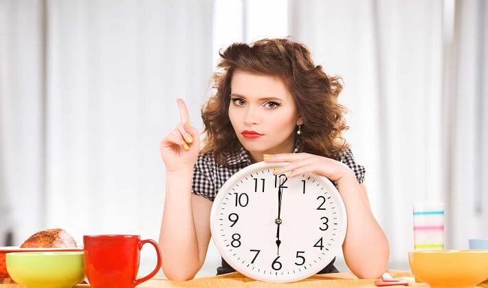 Kahvaltı öğününü sakın atlamayın