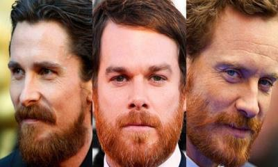 Bazı erkeklerin sakalları kızılken saçları neden farklı renk?