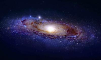 Güneş sisteminin ev sahibi Samanyolu galaksisi