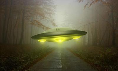UFO yeni adıyla Tanımlanamayan Hava Fenomeni