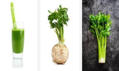 Güçlü kemikler için gerekli K vitamini doğal deposu: Kereviz