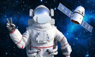 Astronot nasıl olunur? Kimler Astronot olabilir?