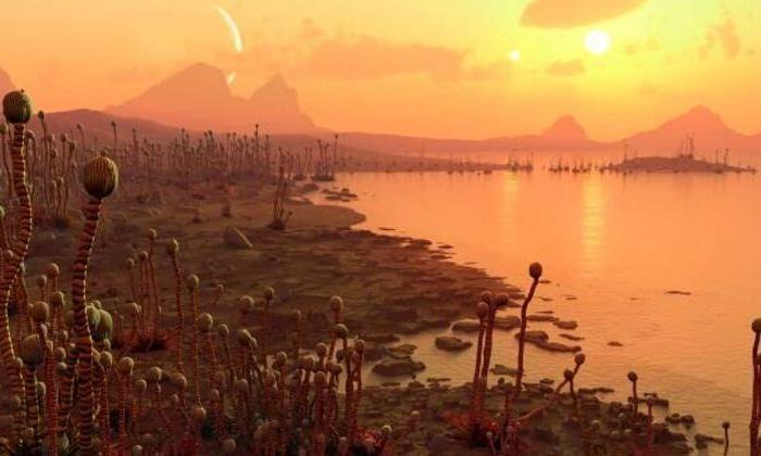 Dünya dışı yaşam için: Uzaylı atmosferler yaratmak