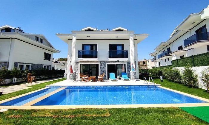 Pandemide yeni tatil anlayışı: Kiralık havuzlu villa tatili