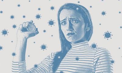 Koronavirüs cam ve kağıt para üzerinde 28 gün canlı kalabiliyor