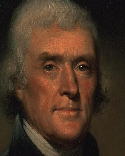 Thomas Jefferson kimdir? Thomas Jefferson'un hayatı ve biyografisi
