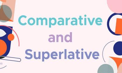 Comparative ve Superlative ile ilgili örnekler