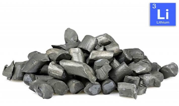 Elektrikli otomobillerin yakıt pilleri için Lityum kullanılacak ve Türkiye lityum kaynakları ile ilk sıralarda.